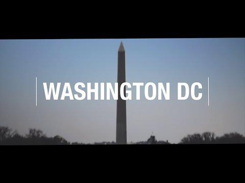 WASHINGTON DC // USA // Cinematic Travel Video