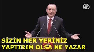 Abd Türkiye'ye Yaptırım Uygulayacakmış,Sizin Her Yeriniz Yaptırım Olsa Ne Yazar