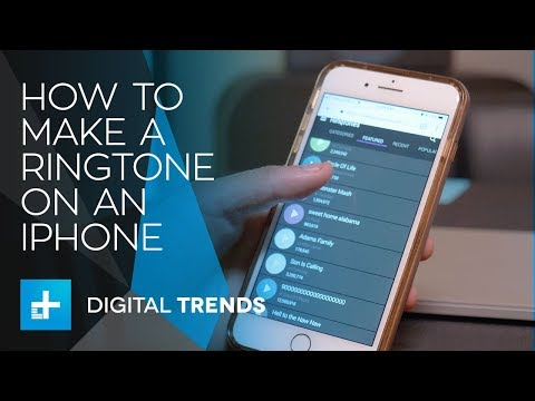 How To Make A Ringtone on an iPhone