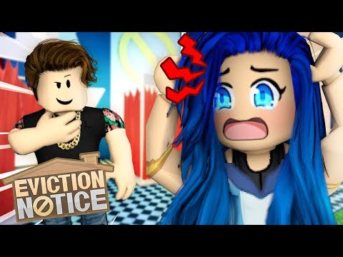THEY KNOW OUR SECRET in Roblox Eviction Notice!