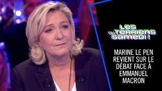 Marine Le Pen, le fin du plafond de verre ? - Les Terriens du Samedi