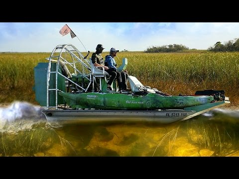 Thumbnail: Airboat Ride in the Florida Everglades Among Alligators! w/ Scott Martin (Shotguns)