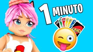 WINNING IN 1 MINUTE 😂🃏 One Roblox