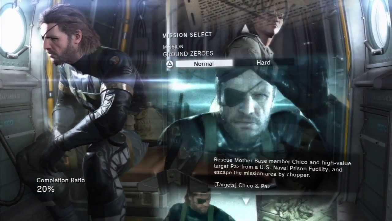 Image result for mgs gz missions