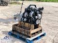 1988 Cummins 4BT 3.9L Diesel Engine Stock # 1306 TEST RUN & Walk Around | CA TRUCK PARTS