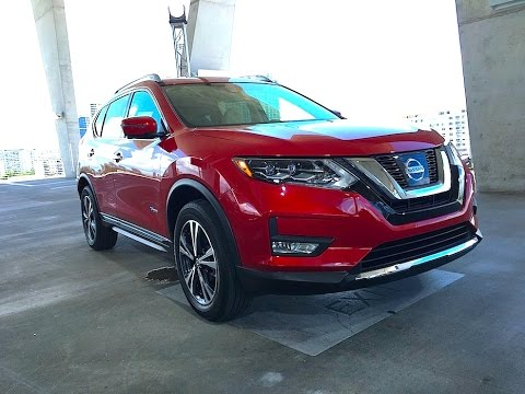 2017 Nissan Rogue & Nissan Rogue Hybrid WORLD PREMIERE & FIRST TECH REVIEW