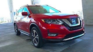 2017 Nissan Rogue & Nissan Rogue Hybrid WORLD PREMIERE & FIRST TECH REVIEW (1 of 2)