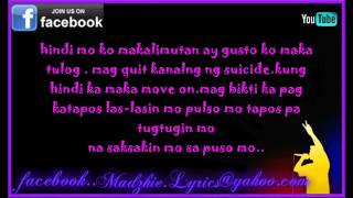 Gisingin ang puso  - Hambog ng sagpro krew (HD Lyrics)