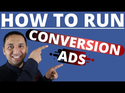 How To Create Facebook Conversion Ads That Work - Updated Tutorial thumbnail