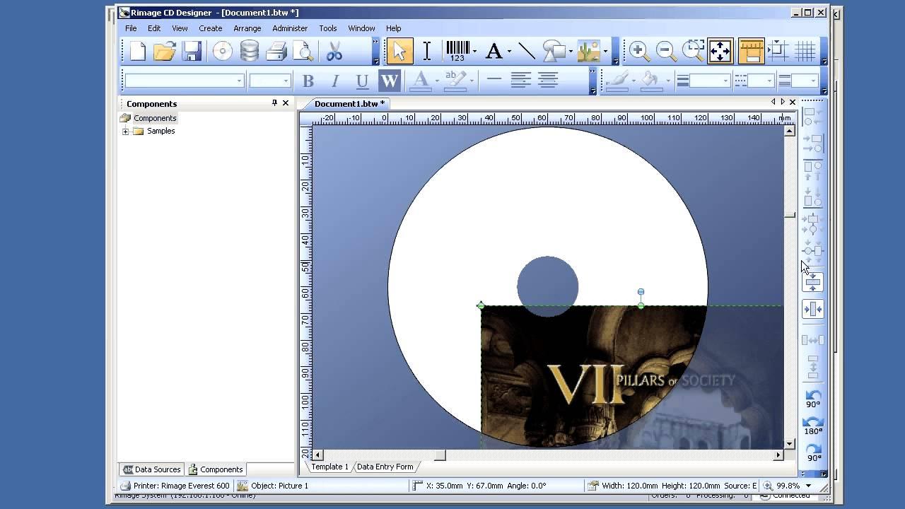 Cd Designer Software Suite