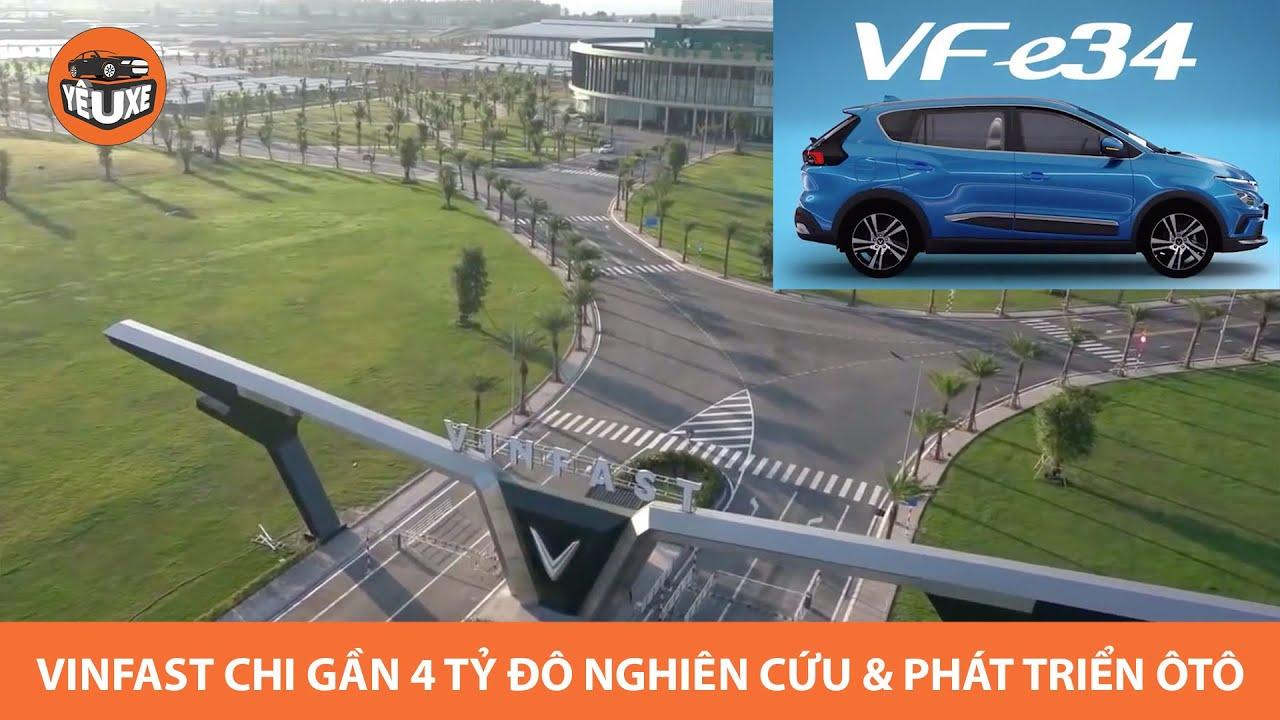 CHOÁNG với con số KHỦNG mà VinFast chi cho nghiên cứu và phát triển ô tô |Yêu Xe|