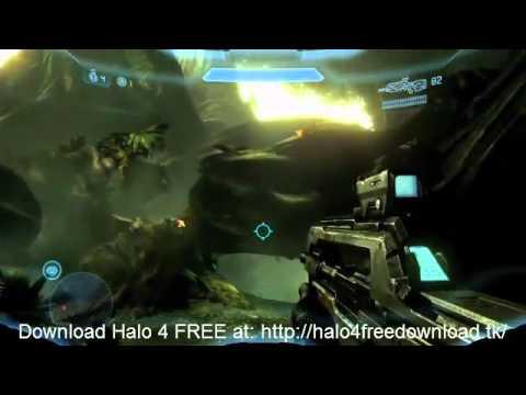 Halo 4 gameplay [download link]