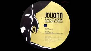 Jovonn - Back To House (Ian