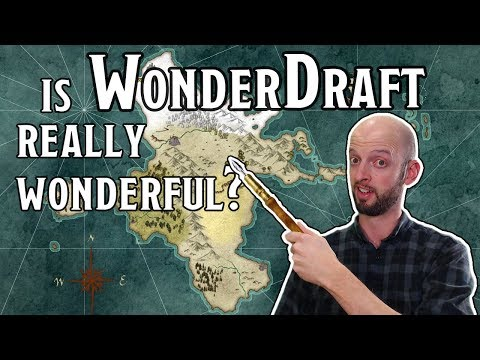 Wonderdraft - Inkarnate Killer? (map-making App Review)