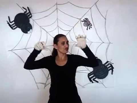 A dona Dona Aranha em libras UCB - Adriana Nunes