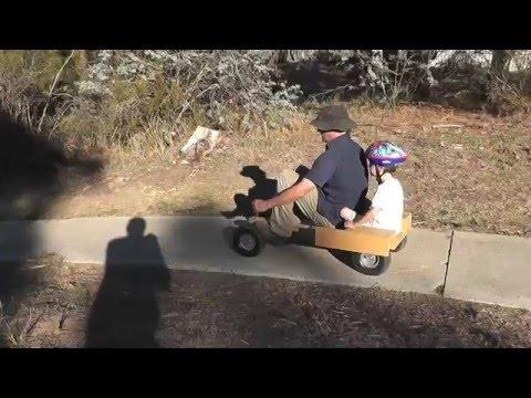 Radio Graham - Canberra Billy Cart