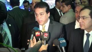مصر العربية | وزير التعليم العالي: سنشترك مع كل قطاعات الدولة في البحث العلمي