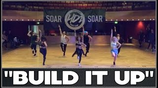 """Built It Up"" Kero Kero Bonito at HDI London @brianfriedman Choreography"