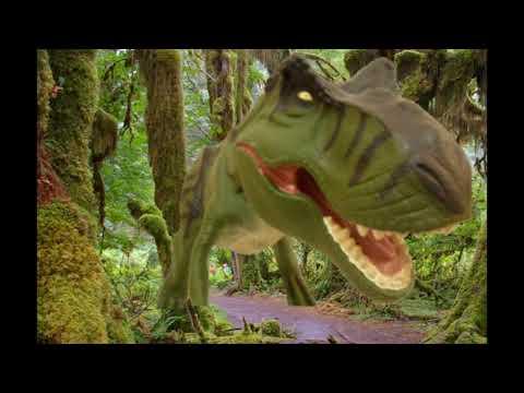 Movie dinosaurs tratler