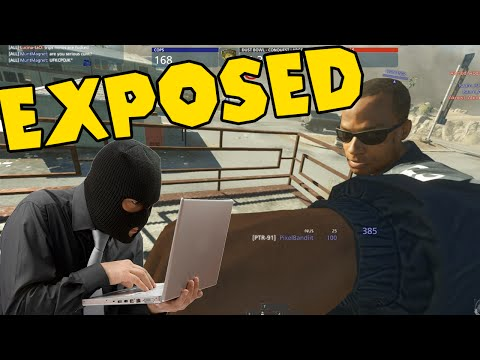 HACKER WARS - Battlefield Hardline: Hackers Exposed