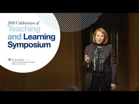 CoTL Symposium | Keynote Speaker Cathy N. Davidson | Low Memorial Library, February 22, 2018