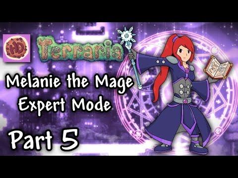 Terraria 1.3 Expert Mage Part 5 | Underworld Raid & Eater Of Worlds Showdown | 1.3 Let's Play
