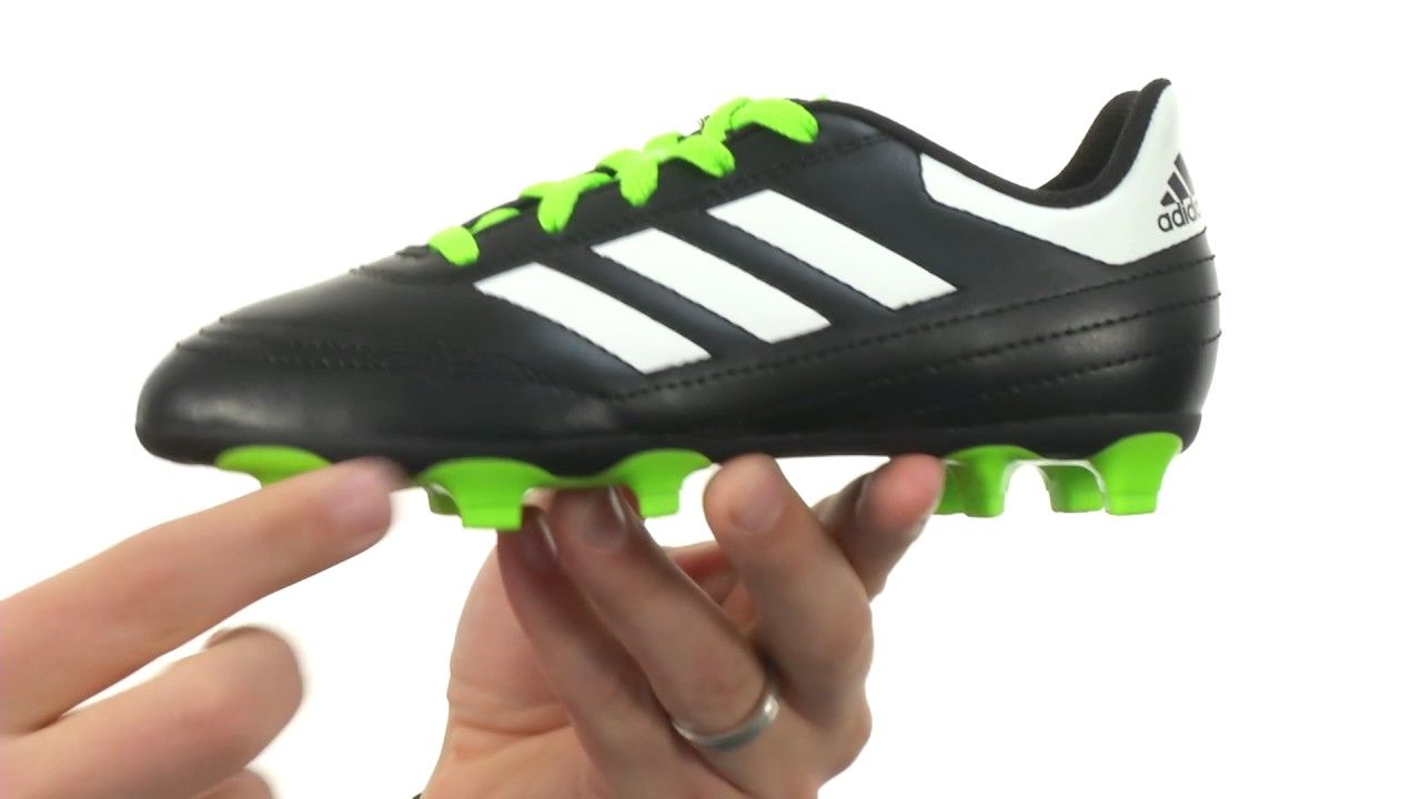 best website 3b86c 86110 adidas Kids Goletto VI FG Soccer (Little KidBig Kid) SKU8811338