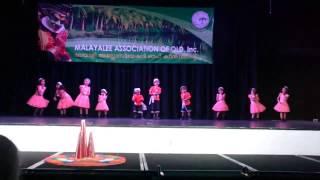 KUKKURU  Dance MAQ ONAM 2014