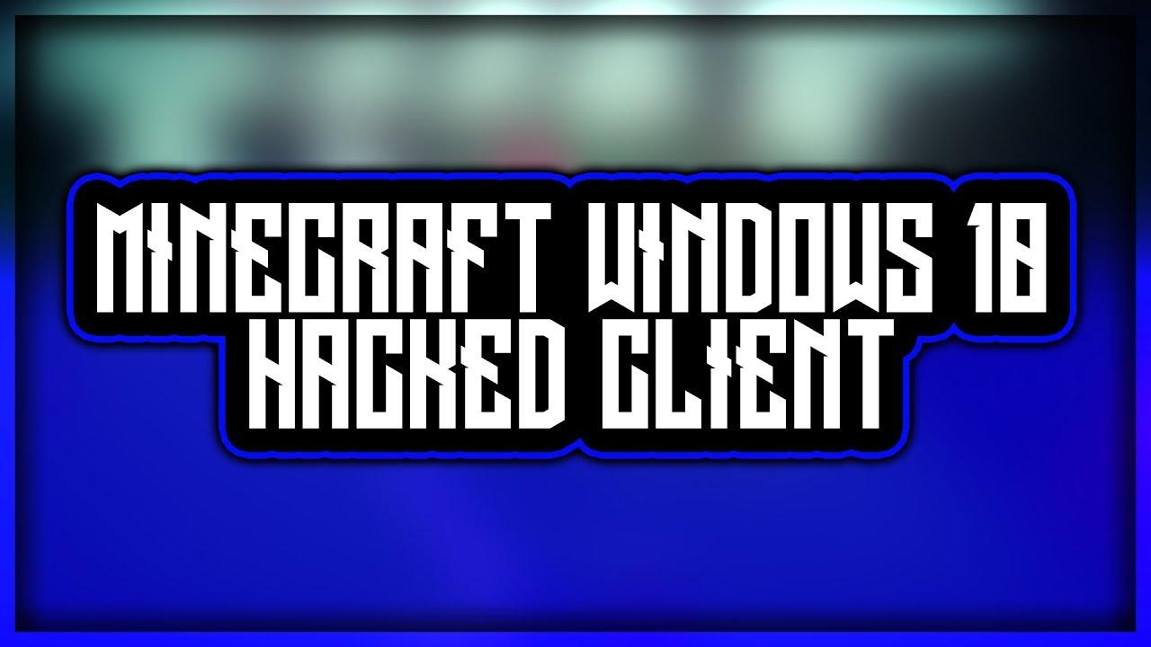 Minecraft Bedrock Edition Hack Client - Madihah Buxton