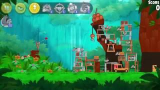 Angry Birds Rio - Rovio Entertainment Ltd 2 TIMBER TUMBLE Level 7-11