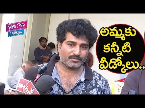 Rajiv Kanakala Gets Emotional About His...