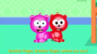 Mega Gummy Bear Loses His Colour Finger Family Rhyme For Kids  full episode wach it now !!!!