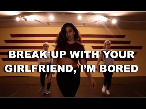 ARIANA GRANDE - Break Up With Your Girlfriend Im Bored  Brian Esperon Choreography  theIN