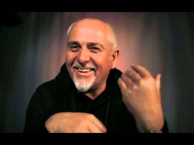 Peter Gabriel - Steam