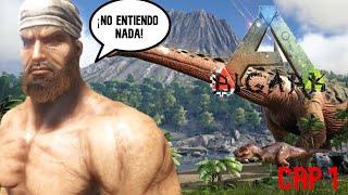 BIGARK Cap 1: NO ENTIENDO NA! |Ark Ps4