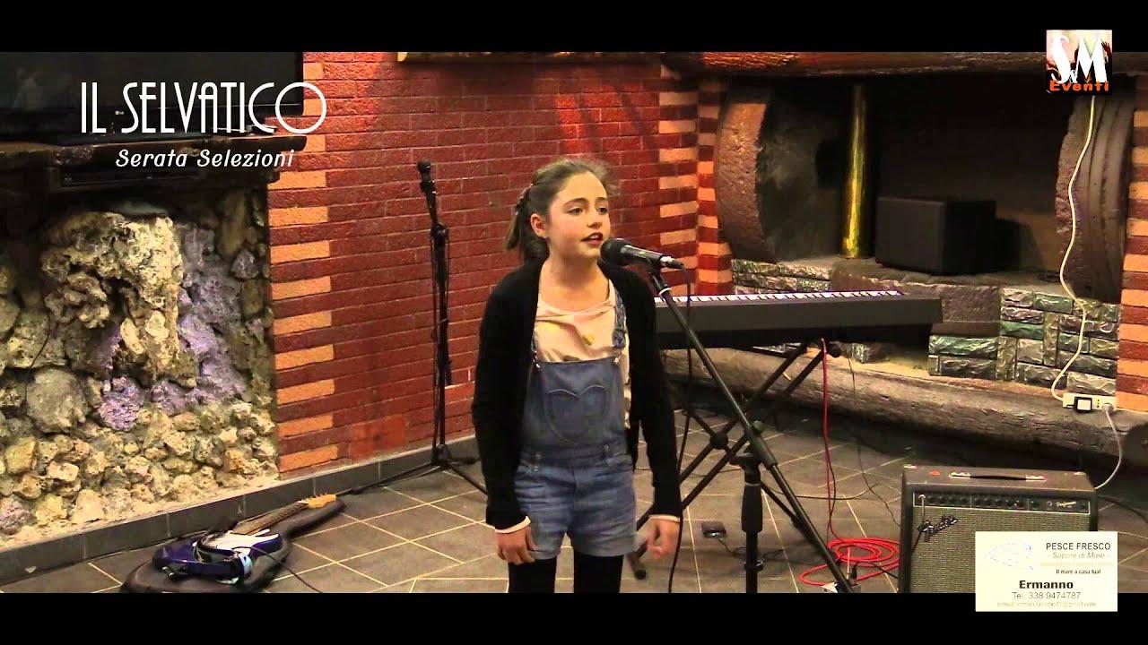 Giulia falcone ascolta il tuo cuore youtube for Laura pausini ascolta il tuo cuore