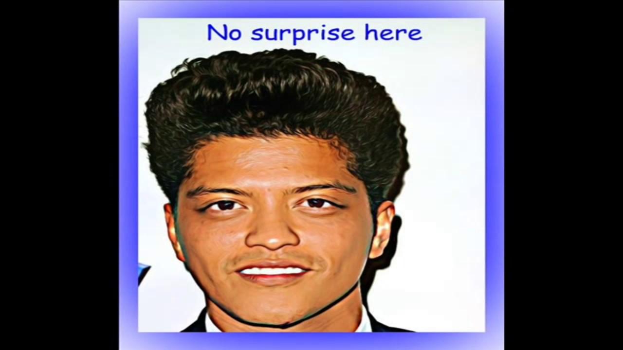 Bruno mars is gay