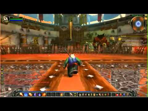 WoW quest #230 Hellscream's Gift - YouTube