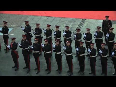 Republic Day Parade- Armed Forces of Malta
