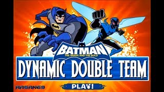 Batman The Brave and The Bold - Dynamic Double Team (Flash Game)