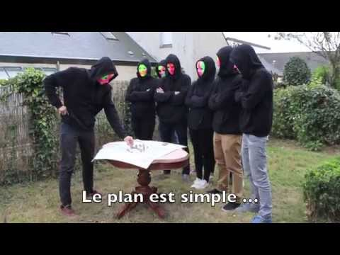 List'un BDE Lost In Rennes'Station --- Teaser Amphi Dévoilement !