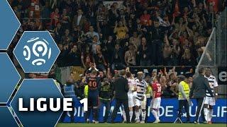 EA Guingamp - FC Lorient (2-2)  - Résumé - (EAG - FCL) / 2015-16