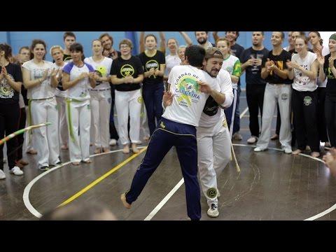Roda CDO Milano - Abalou Capoeira 2014