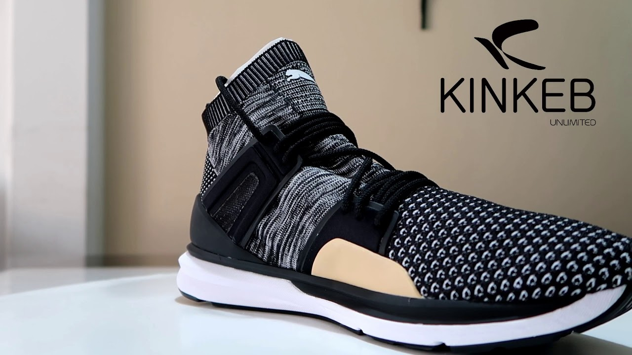 Puma B.O.G Limitless Hi evoKNIT Unboxing and Review