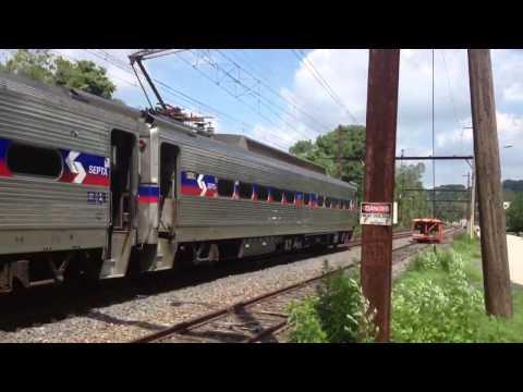 SEPTA R6 Norristown Line