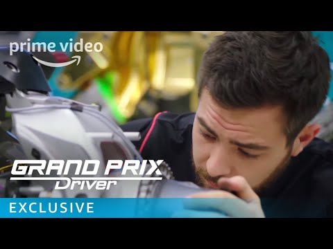 GRAND PRIX Driver - Welcome to McLaren Technology Centre [HD] | Prime Video