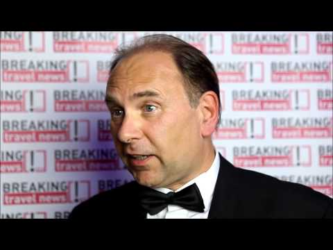 Andreas Jersabeck, General Manager - Conrad Dubai