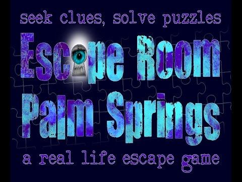 Escape Room Palm Springs KMIR