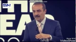 GQ Türkiye Men Of The Year 2017 Yılın Adamı Kıvanç Tatlıtuğ'un Yılmaz Erdoğan'la ödül konuşması