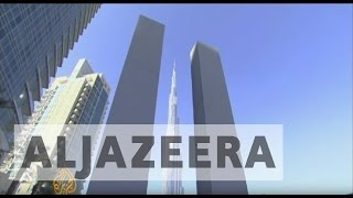 World's tallest building to open in Dubai - 04 Jan 10